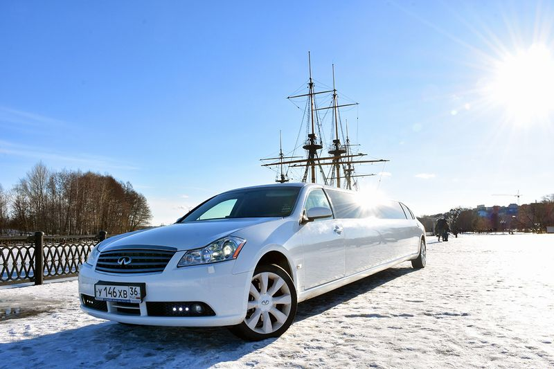 Прокат автомобилей на свадьбу - свадебные машины в Воронеже