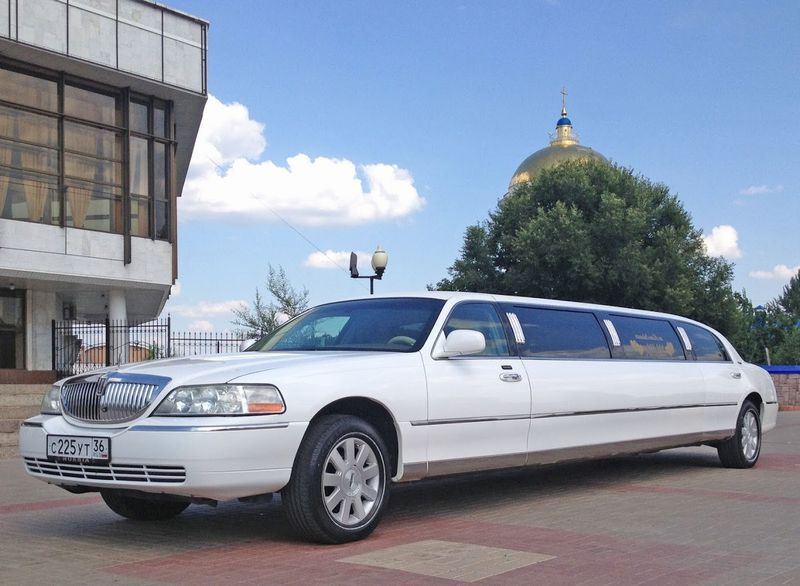 Lincoln Town Car Ultra Stretch – 2000 ���./���