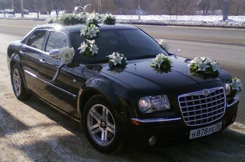 Chrysler 300C – 1000 руб./час