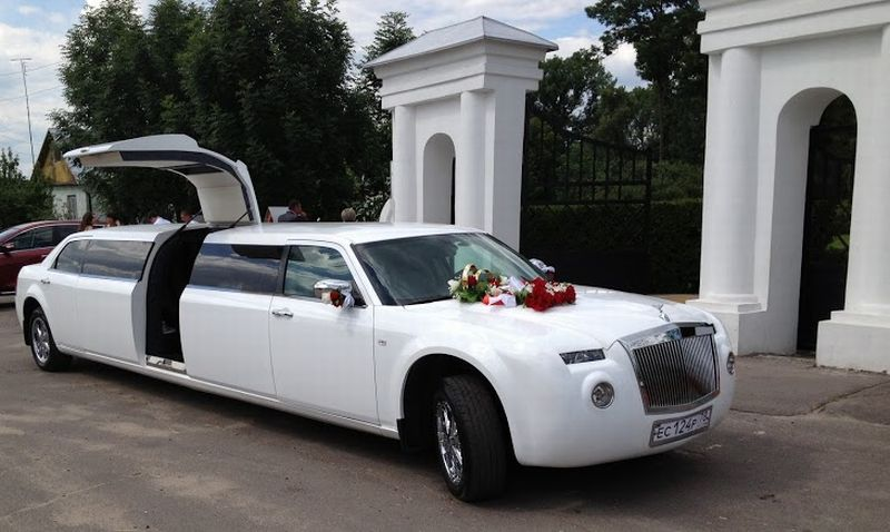 Rolls-Royce Phantom – 4000 руб./час