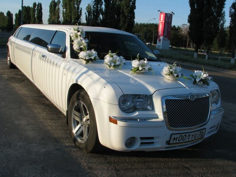 Chrysler 300C – 3500 руб./час