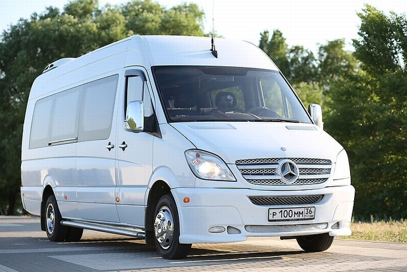 Mercedes-Benz Sprinter – 1200 руб./час