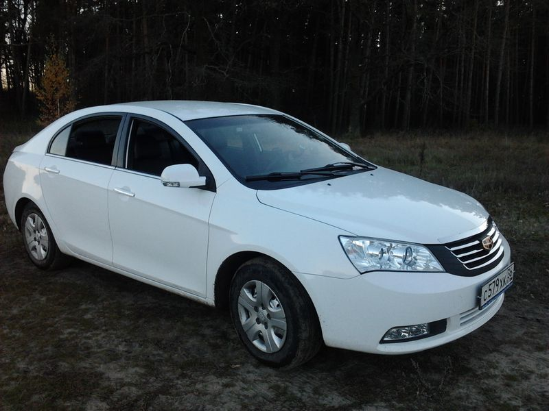 Geely Emgrand – 550 ���./���
