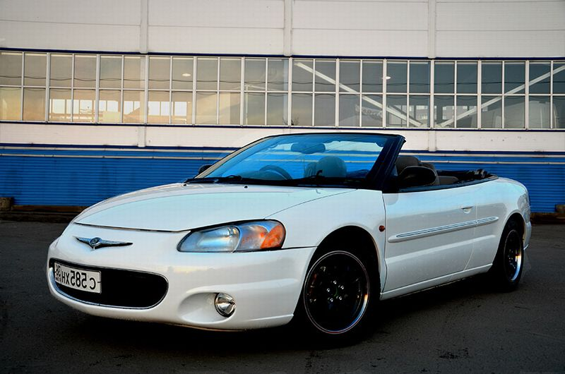 Chrysler Sebring – 1600 руб./час