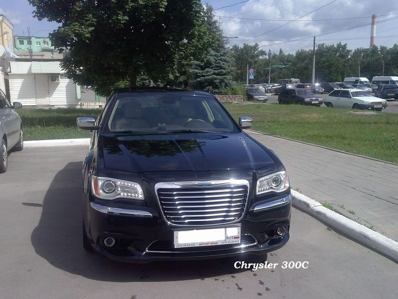 Chrysler 300С – 1200 руб./час