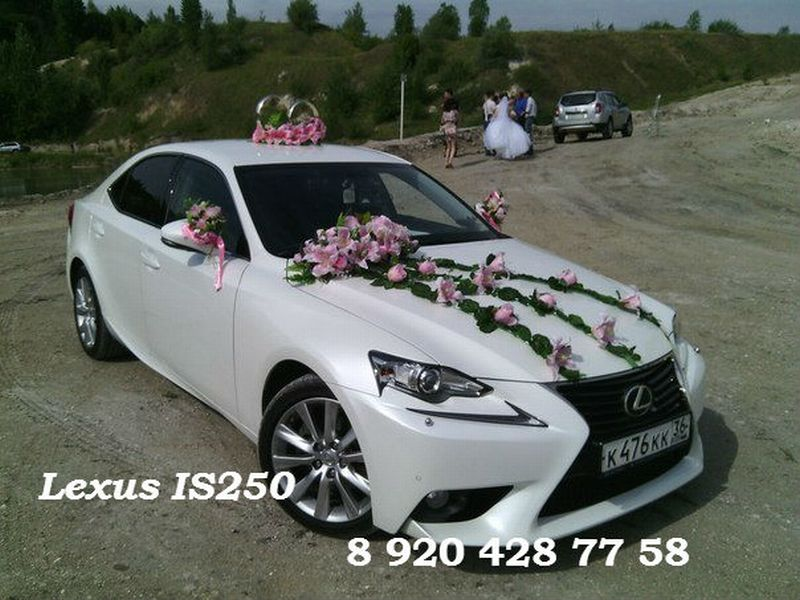 Lexus IS250 – 1000 руб./час