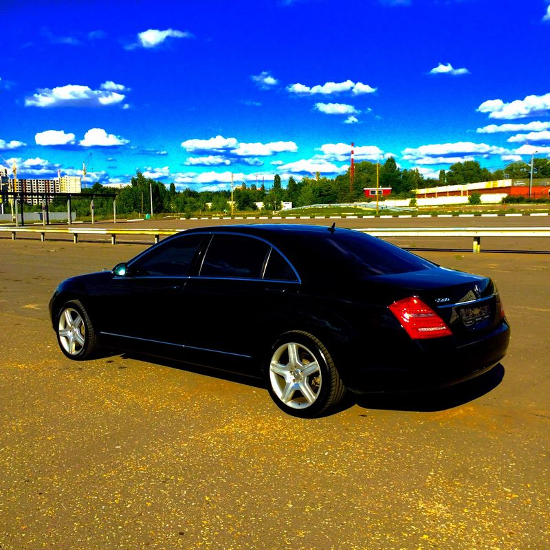 Mercedes-Benz S 500 long – 1400 ���./���