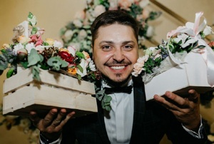 Ведущий на свадьбу Константин Попов