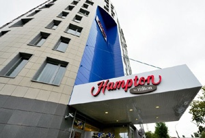 Отель Hampton by Hilton Voronezh