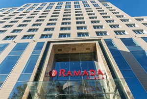 Отель Ramada Plaza Voronezh City Centre