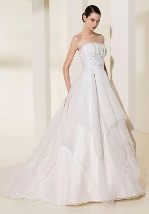 Wedding Saloon :: Испанские свадебные платья - Свадебные платья и
