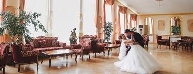 Интерьерная съемка в отеле Версаль