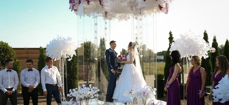 64d0fd9cf Евгений и Юлия. Классическая европейская свадьба. Портал Свадьба ...