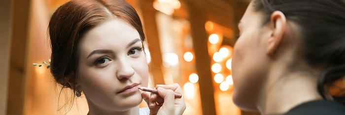 Как выбрать визажиста на свадьбу и другие аспекты свадебного макияжа