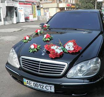 Фото свадебных машин в Ярославле