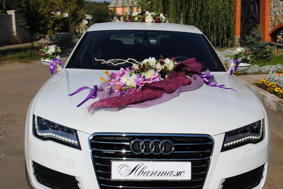 Фото свадебных машин