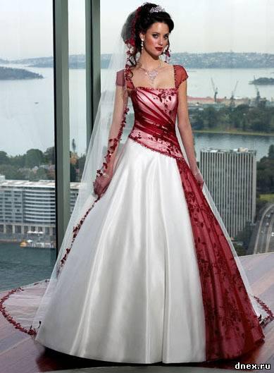 Необычные свадебные платья - Необычные свадебные фото