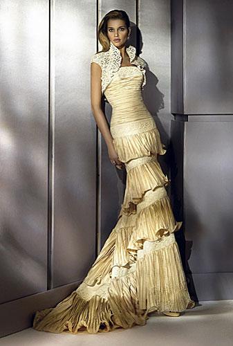 свадебные платья или свадебные