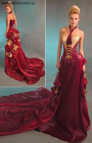 роскошные платья в пол фото избранное)