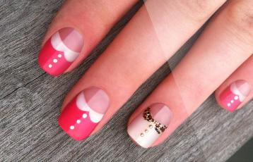 Дизайн ногтей гелевого покрытия фото
