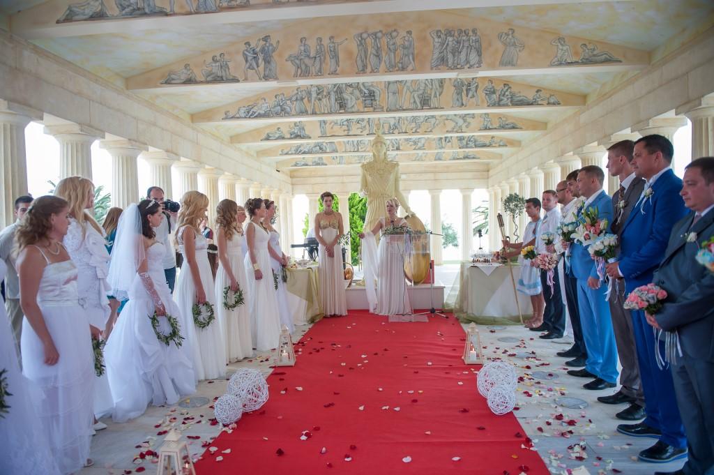 Kingdom melodies wedding