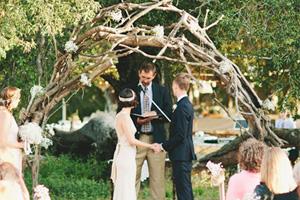 Стили для свадьбы